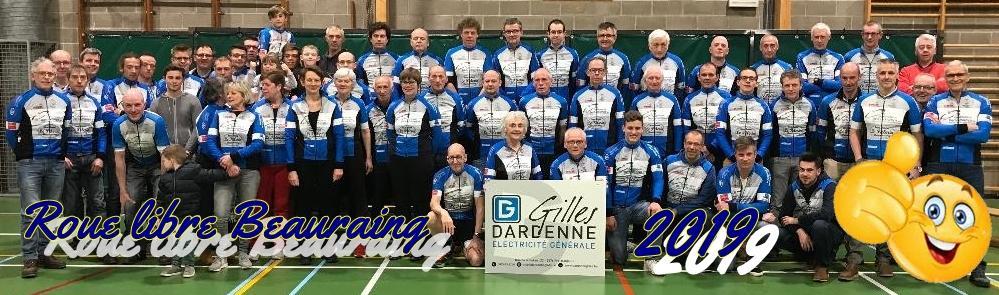 Club cyclo : Roue Libre Beauraing